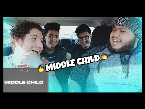 J. Cole - Middle Child / Reaction!! J. Cole Disses Kanye!!