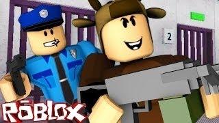 Сбежал из Тюрьмы! Roblox