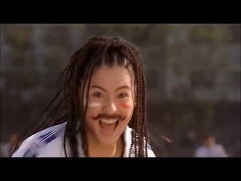 Aksi terbaik dari sepak bola shaolin