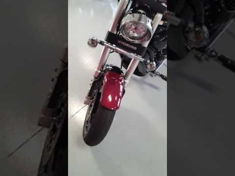 2016 Hyosung GV650 in Lafayette, Indiana - Video 1