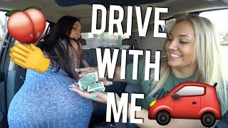 DRIVE WITH ME: TWERKING FOR NEIGHBORHOOD FAMILIES