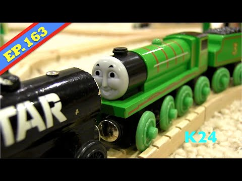 Old Square Wheels | Thomas & Friends Wooden Railway Adventures | Episode 163