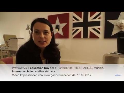 GET und britische Schulen im Interview