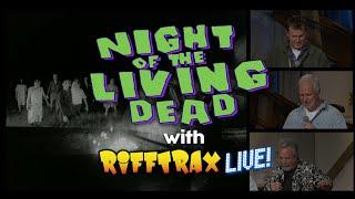 RiffTrax Live: Night Of The Living Dead (Full Movie)