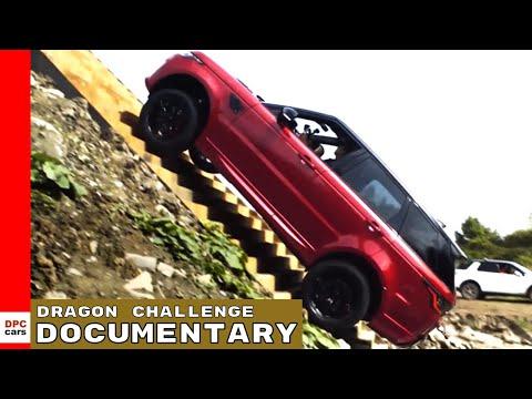 2018 Range Rover Sport PHEV Dragon Challenge Climb Documentary