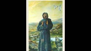 Saint Francis of Assisi - Patron Saint of Animals