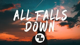 Alan Walker   All Falls Down (Lyrics  Lyric Video) Feat. Noah Cyrus & Digital Farm Animals