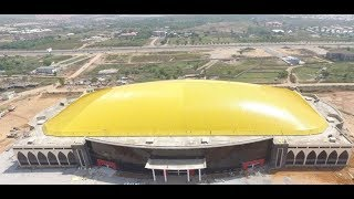 GLORY DOME: THE LARGEST CHURCH IN THE WORLD IS IN NIGERIA!
