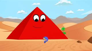 My Red Wrecking Ball - My Magic Pet Morphle | Cartoons For Kids | Morphle's Magic Universe |
