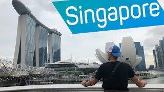 Сингапур. Marina Bay Sands. Sentosa