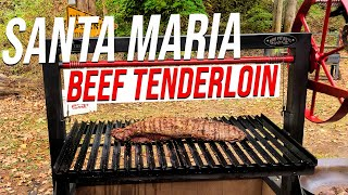 The Best Santa Maria Beef Tenderloin by BBQ Pit Boys