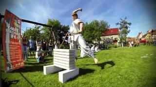 preview picture of video 'Tameshiwari - Klub Karate Kyokushinkai Lewin Brzeski'