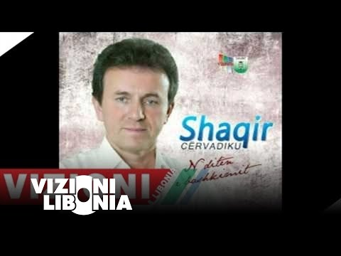 Shaqir Cervadiku - Rruga e kombit