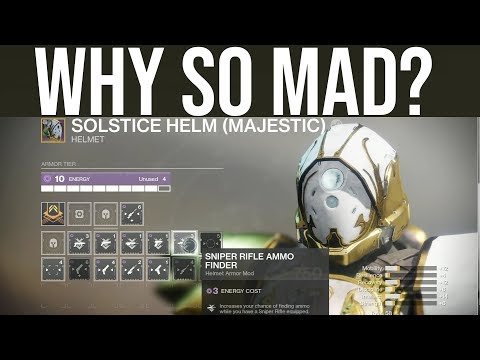 Why Are People Mad at The New Armor System? | Destiny 2