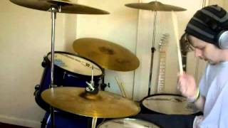 Feeder   Suffocate Drum cover