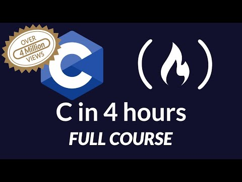 C Programming Language – Full Tutorial for Beginners