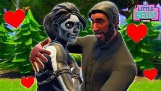 SKULL RANGER FALLS IN LOVE WITH JOHN WICK  - Fortnite Short Film