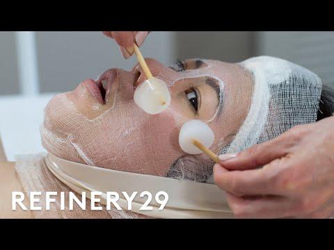 Tony Molly facial mask