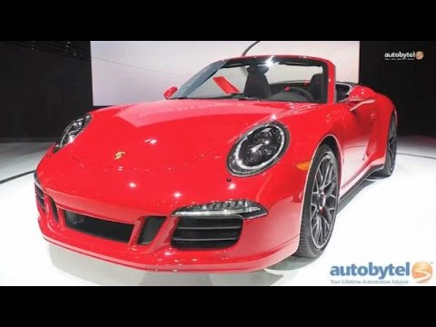 Fab Five Convertible Cars at the LA Auto Show 2014