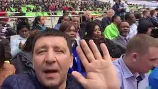 Репортаж Андрея Тищенко с молитвенного крусэйда в Сеуле!