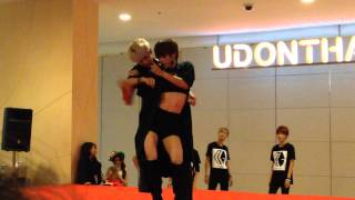 [08:12:13] Millenium Boy cover. Now @udon