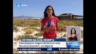 Visita A Cidade De Faro (Algarve, Portugal) RTP