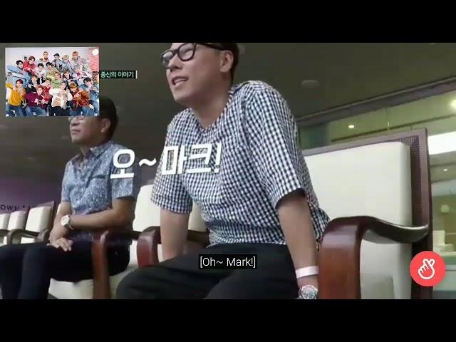 [Eng Sub] Lee Sooman & Yoon Jong Shin watching SMtown concert cut
