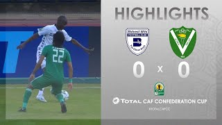 CC CAF : Bidvest Wits 0-0 El Nasr