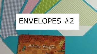 Envelopes #2 - Estúdio Brigit