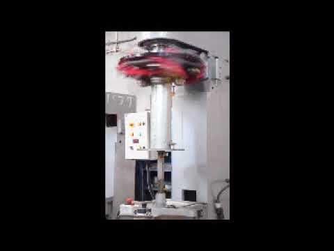 Non Round Can Seaming Machine