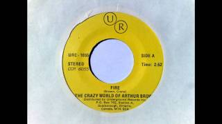 The Crazy World Of Arthur Brown-Fire.