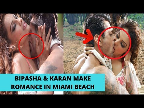 Image result for bipasha and karan in miami beach