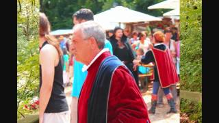preview picture of video 'Ritterfest Burg Ober-Kapfenberg .wmv'