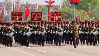 Военный парад в честь 70-летия Победы прошел в Минске