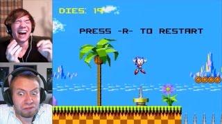 Sonic Unfair Funniest Reaction Montage