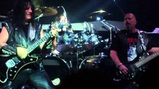 EXCITER - John Ricci's Attack/Beyond the Gates of Doom[at Clash Club,Brazil/SP-October 3th,2014]