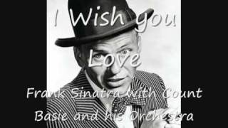Frank Sinatra - I Wish you Love