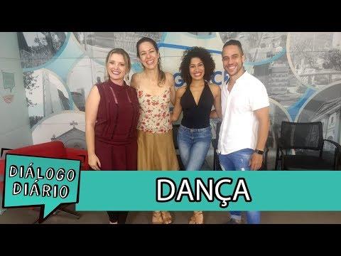 Diálogo Diário no ar! - Vamos dançar?
