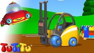 TuTiTu Toys and Songs for Children | Forklift