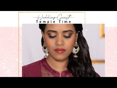 Wedding Guest: Temple Time   MyGlamm