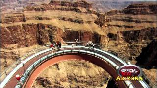 Best Engineered Grand Canyon View in Arizona 2011 - Grand Canyon Skywalk