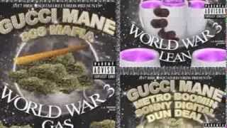 """EXTACY PILL"" GUCCI MANE FT. YOUNG THUG WW3 LEAN MIXTAPE P"