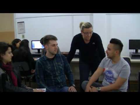Aulas em Espanhol nos Cursos Técnicos