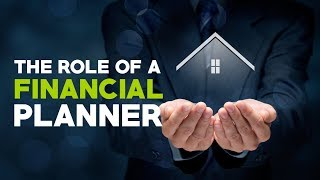 The Role Of A Financial Planner | Bredon Honeyford (GFS)