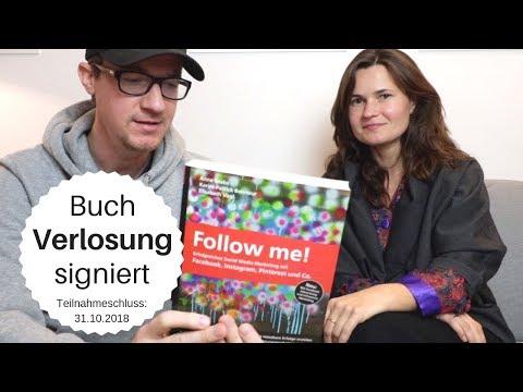 INTERVIEW mit ANNE GRABS über SOCIAL MEDIA und ihr Buch FOLLOW ME