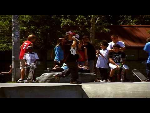 Skatebarn Demo -  Renton Skatepark - 7/23/2010
