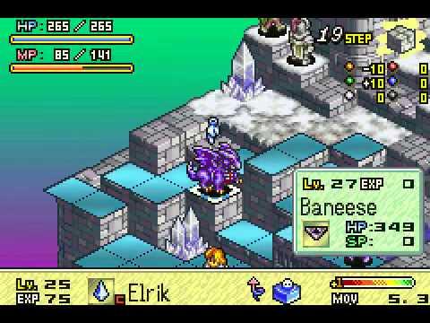 tactics ogre the knight of lodis gba walkthrough