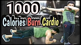 #Trending #Motivation #YouTubeearning#bodybuilding#workouts||1000 Calories Burn Cardio| Best workout