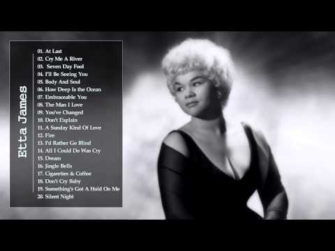 Etta James || Best Songs Of Etta James ||Etta James Collection HQ / MP3 - Diva Jazz Music