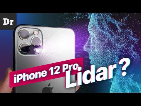 Lidar в iPhone 12 Pro: ОБЪЯСНЯЕМ